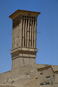 Yazd Windturm